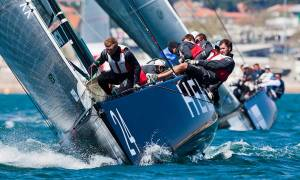Synergy Russian Sailing Team